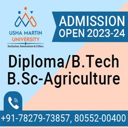 Usha Martin University